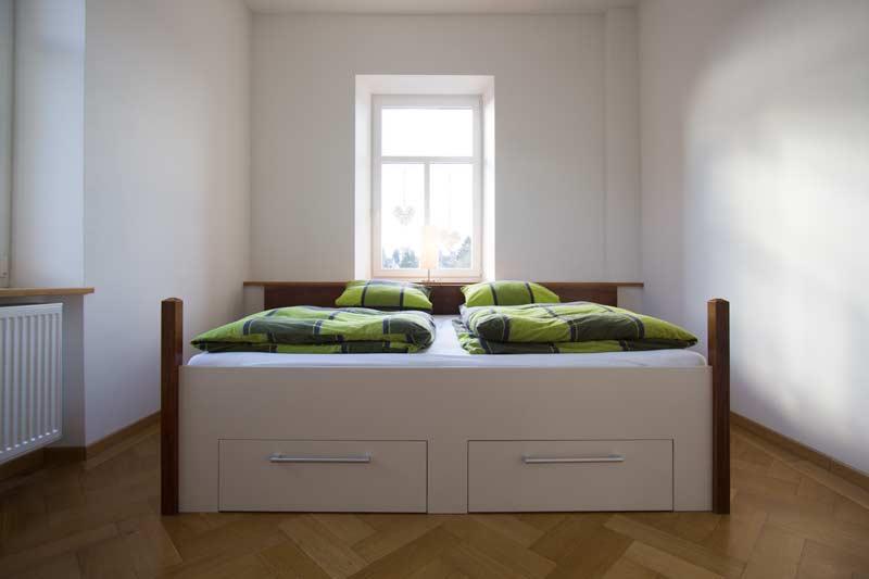 betten schreinerei m bel innenausbau in buchen schreinerei h fner. Black Bedroom Furniture Sets. Home Design Ideas